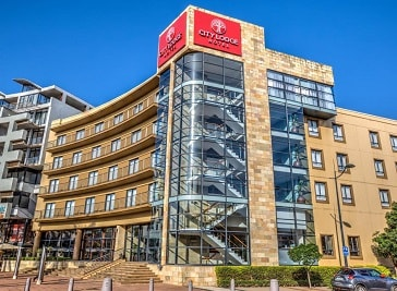 City Lodge Hotel Umhlanga Ridge in Durban