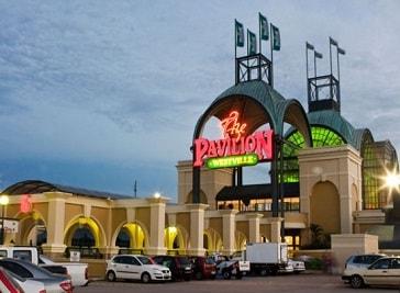 Pavilion Shopping Centre in Durban