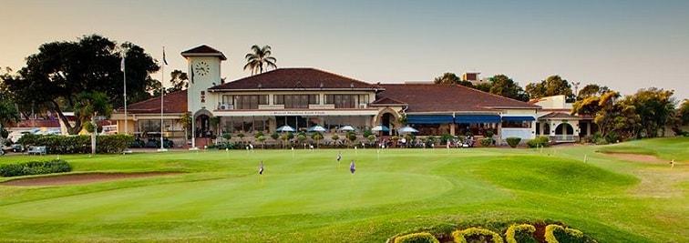 Royal Durban Golf Club in Durban