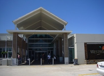 Westwood Mall in Durban